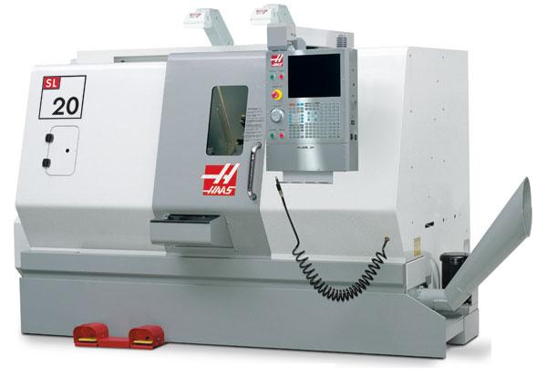 HAAS SL20 CNC Lathe
